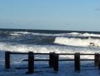 Wo die Ostseewellen schlagen an den Strand